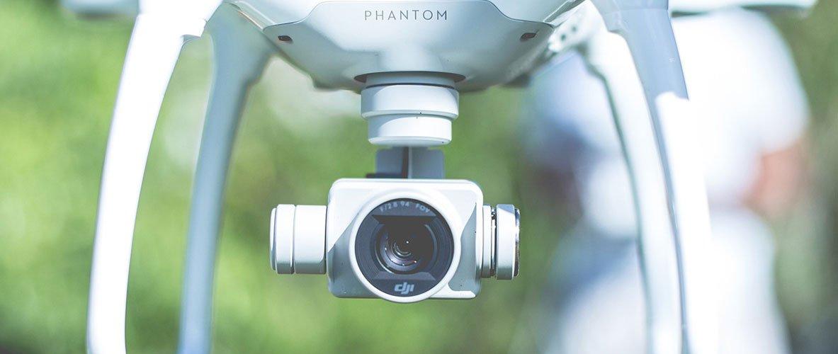 Kreatic vidéo par drone
