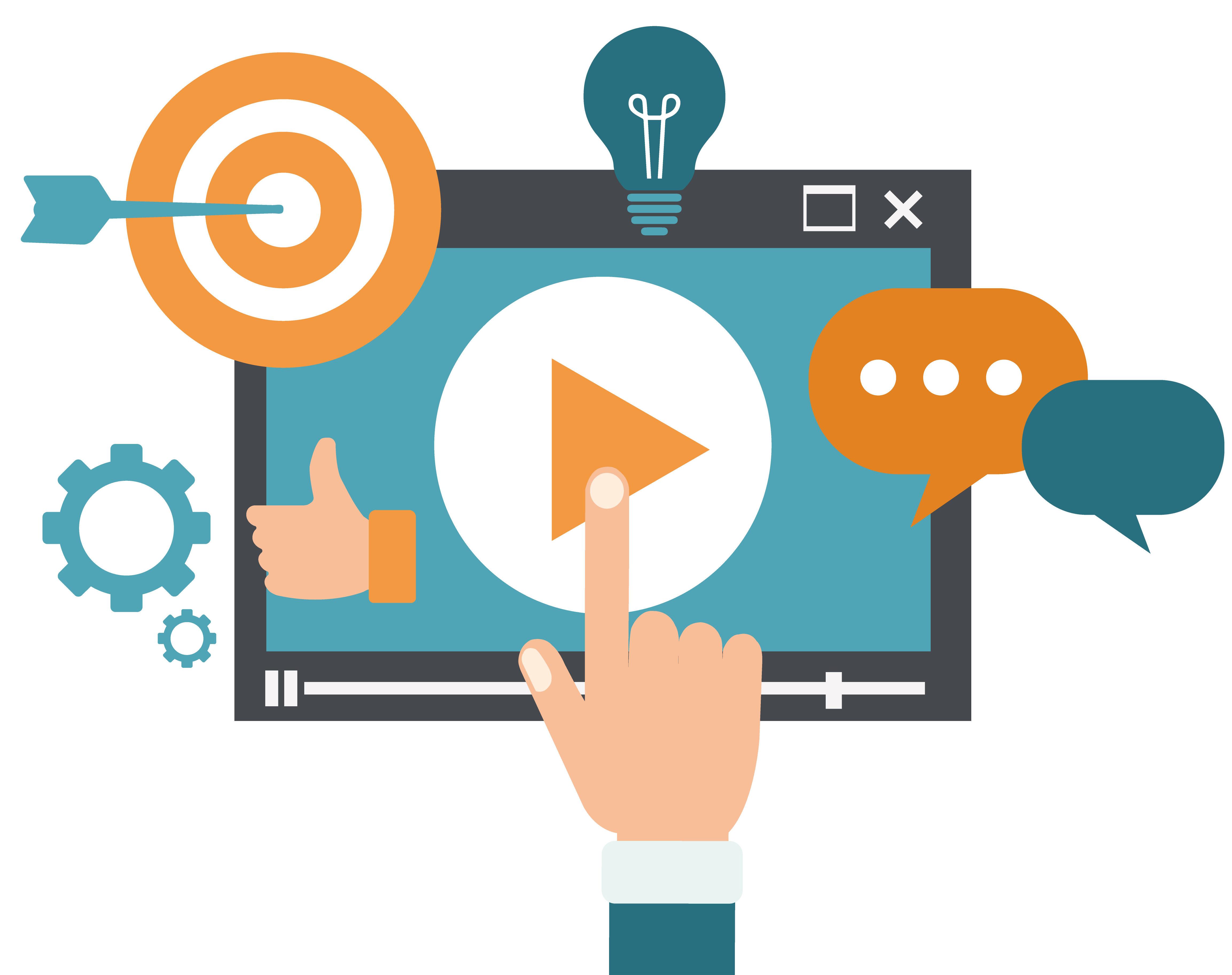Logos animés - Réalisations vidéos